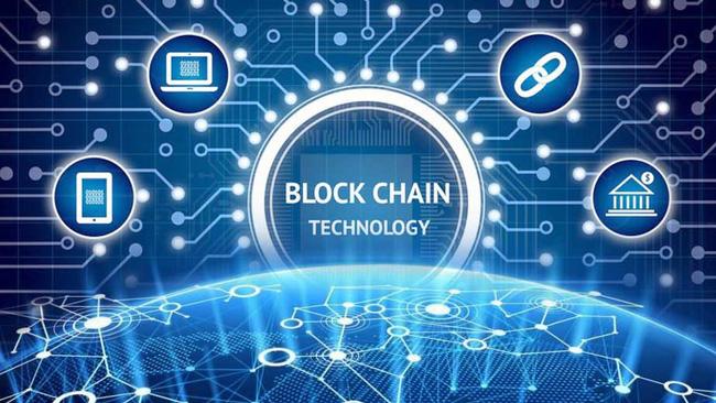 công nghệ blockchain chìa khóa của chuyển đổi số và công nghệ nền tảng.