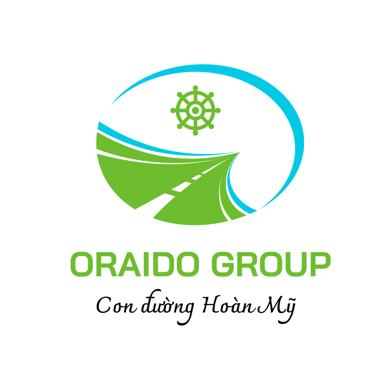 ORAIDO GROUP - CON ĐƯỜNG HOÀN MỸ. logo