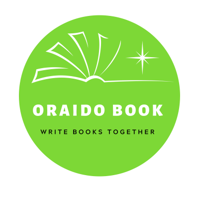 oraido book - write book together