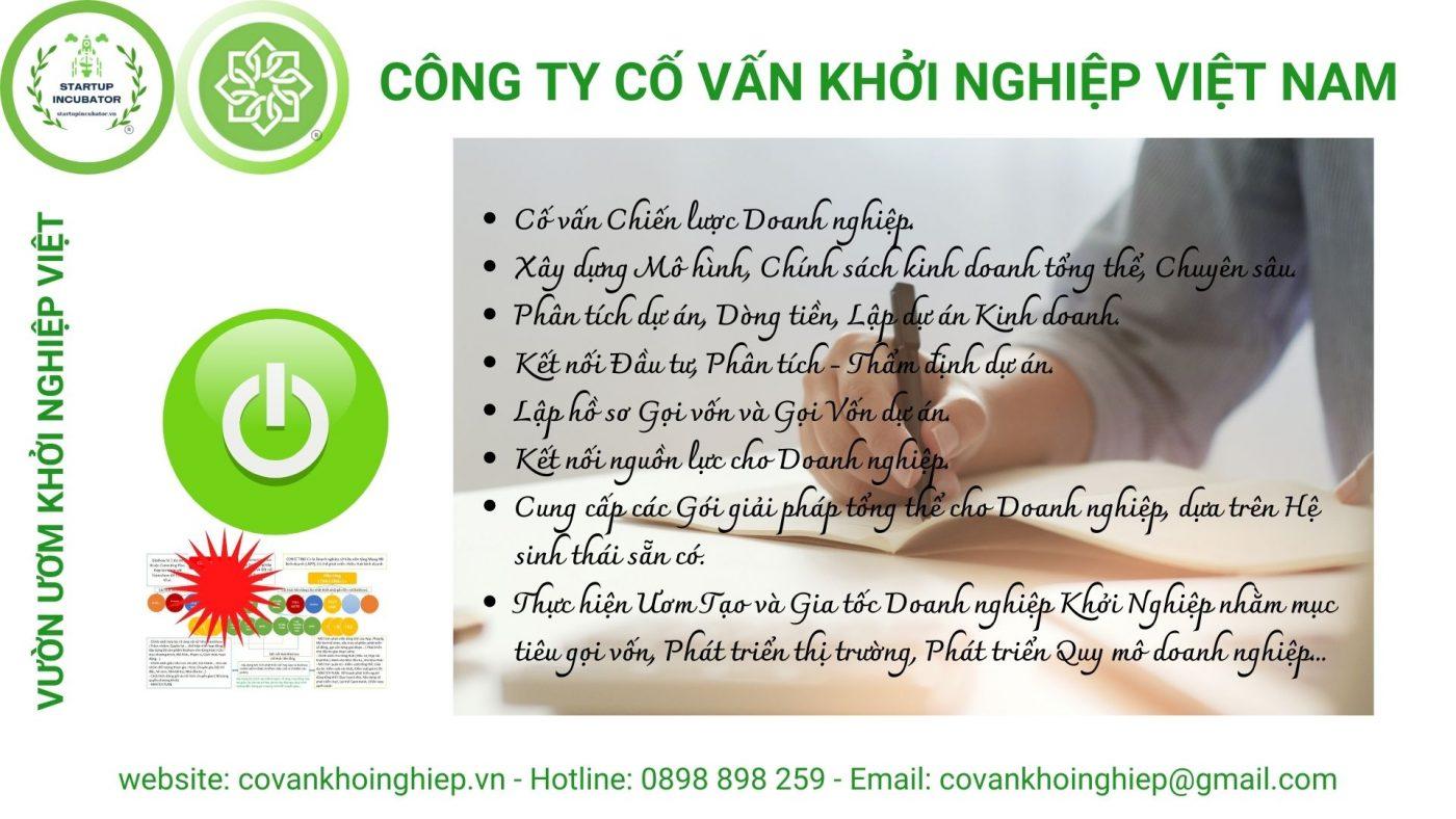 Nghiệp vụ Cố Vấn Khởi Nghiệp - Vietstartup Mentoring