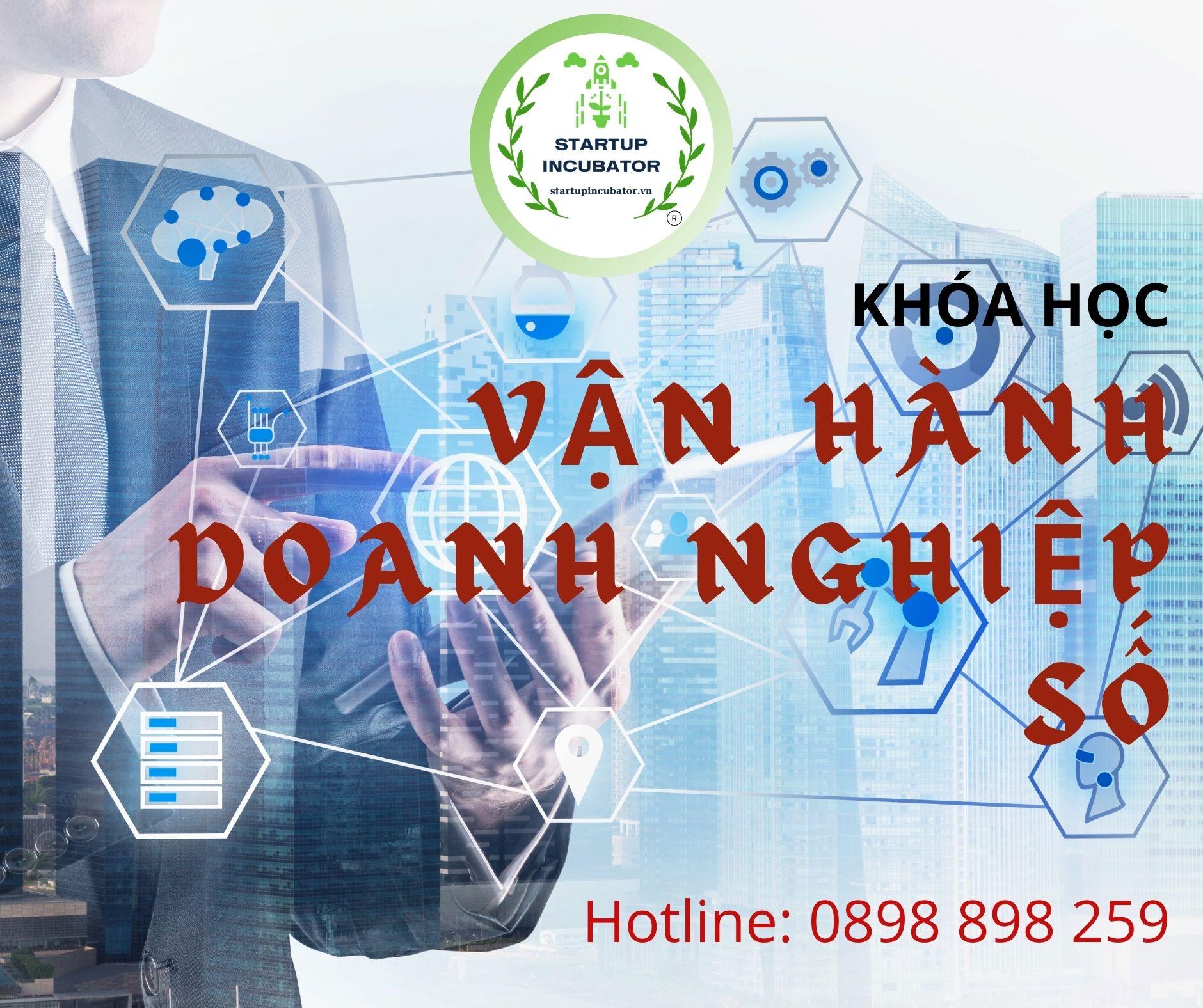 Khóa học Vận hành Doanh nghiệp số - Covankhoinghiep.vn