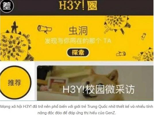 mạng xã hội H3Y - CEO 13 tuổi - Cố vấn khởi nghiệp