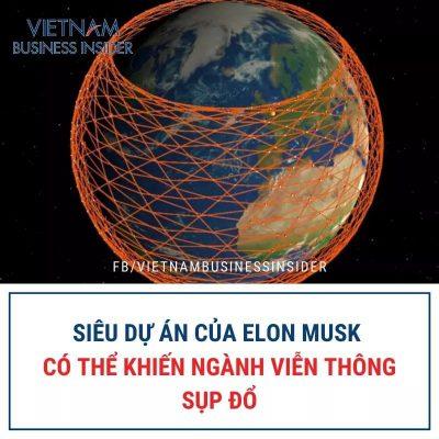 siêu dự án kết nối internet toàn cầu