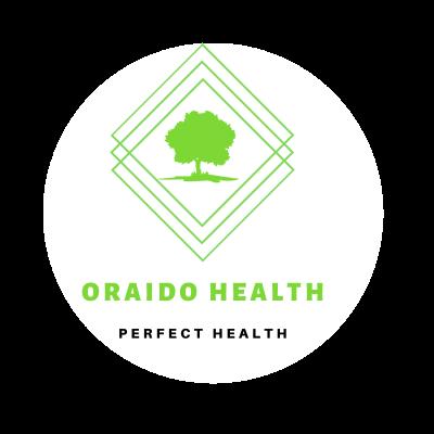 oraido health - perfect health. logo - dự án ươm tạo tại covankhoinghiep.vn