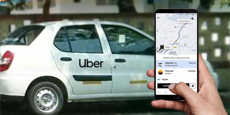 mô hình kinh doanh uber