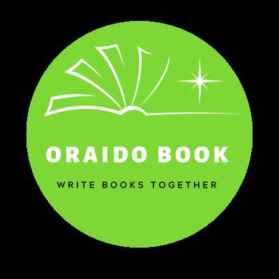 oraido book - write book together