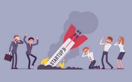 Chỉ có khoảng 3% startup vượt qua năm thứ 2. 97% thất bại từ năm đầu tiên. Những cú ngã khởi nghiệp giúp cho doanh nhân trưởng thành và thành công.