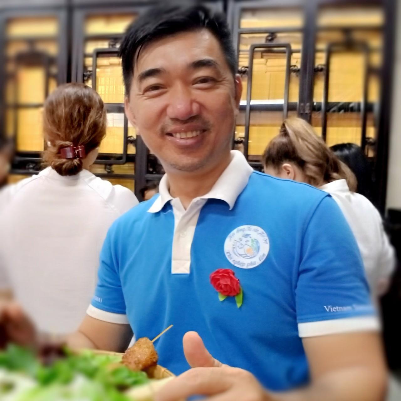 Cố vấn bán hàng Nguyễn Quang Thái - cố vấn thị trường, Sales, Marketing