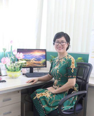 cố vấn Luật - Thái Thị Huỳnh Mai - cố vấn khởi nghiệp