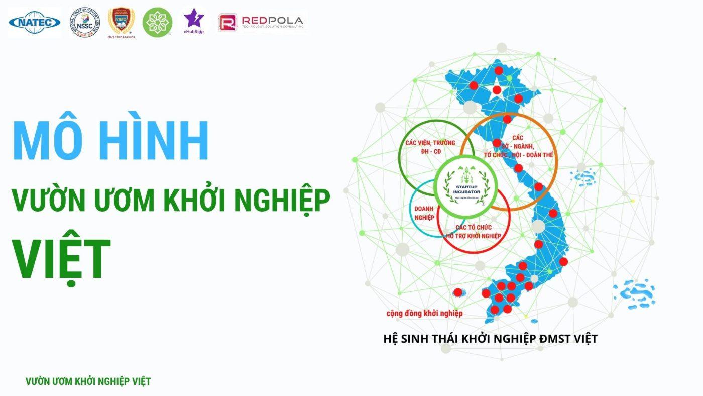 Mô hình Vườn Ươm khởi nghiệp Việt - cố vấn khởi nghiệp1