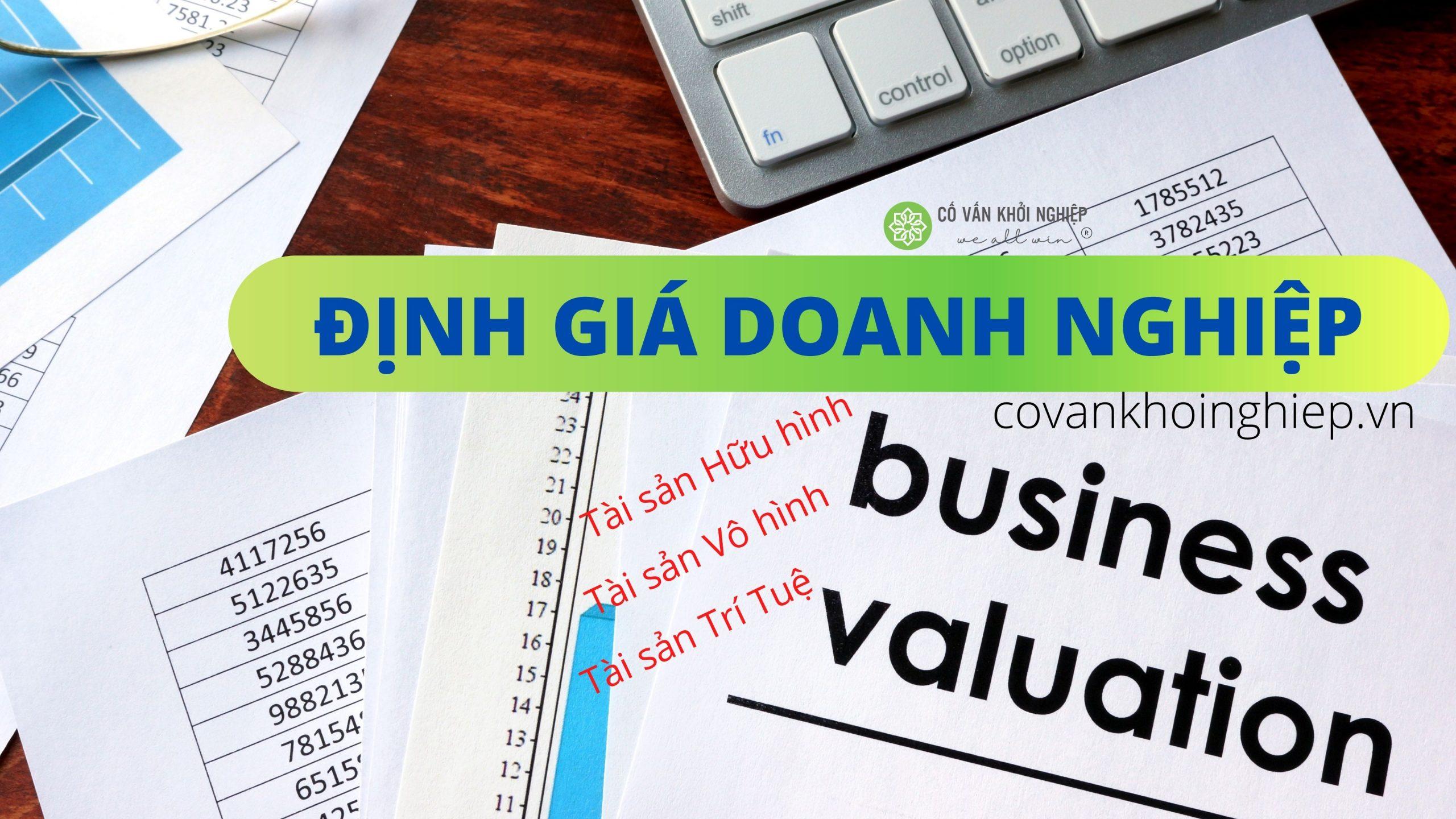 Dịch vụ Định giá Doanh nghiệp - covankhoinghiep.vn