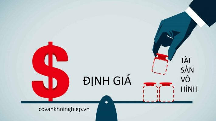 Định giá Tài sản vô hình - Covankhoinghiep.vn